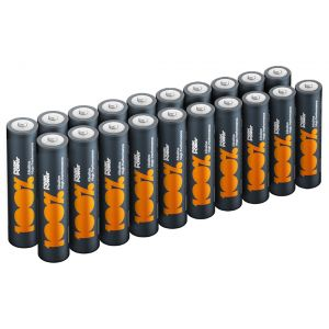 AAA LR3 Batteries - Pack of 20